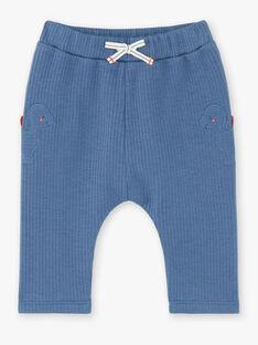Pantalon confort bleu ZAEDDY / 21E1BGB1PANC230