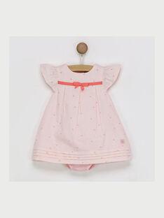 Robe rose RYGAELLE / 19E0CFI1ROB301