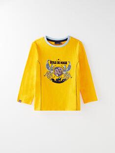 Tee-shirt manches longues à motif VAPOLAGE / 20H3PG61TML106
