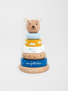 Mon ours pyramide  BEAR PYRAMID / 20J78251EPE099