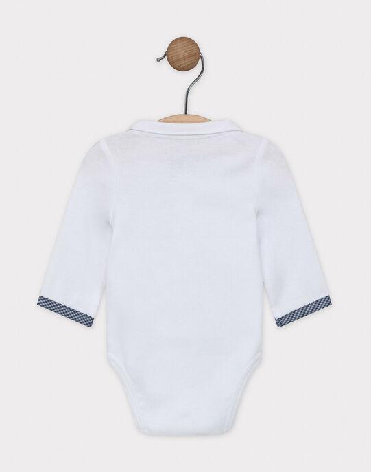 Body col chemise SYAYDEN / 19H0CG11BOD000