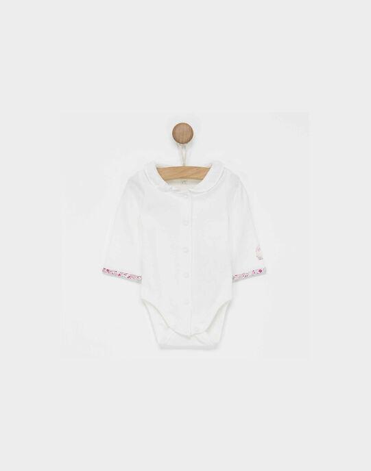 Body blanc PALICE / 18H0CF11BOD001