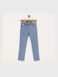 Jeans bleu RAMUFETTE5 / 19E2PFB2JEA208