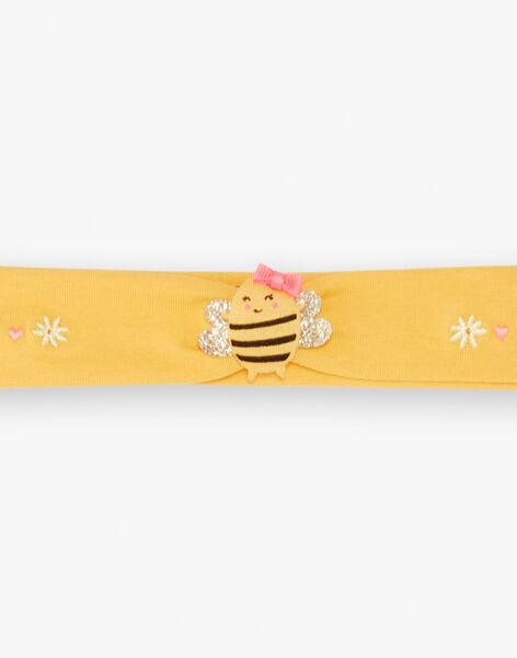 Bandeau jaune abeille ZADANYLA / 21E4BF91BANB114