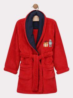Robe de Chambre Rouge SOROBAGE / 19H5PGQ1RDC511