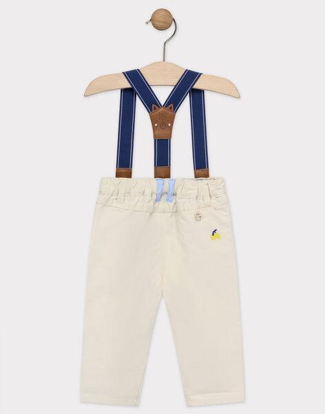 Pantalon Beige TANATE / 20E1BGO1PAN811