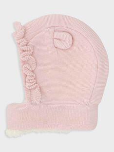 Bonne rose pastel bébé fille SASAFIA / 19H4BFN1BOND326