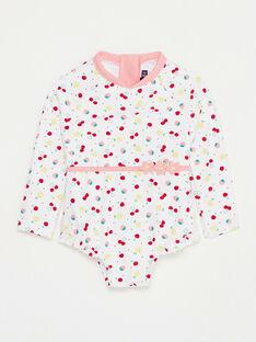 Body anti UV bébé fille  TICLEA / 20E4BFI1BUV001