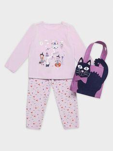 Pyjama Rose SYZIETTE / 19H5PFK2PYJ309