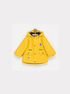 Imperméable jaune NAECIRE / 18E1BGF1IMP412