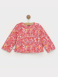 Cardigan rose RADARIEL / 19E1BF63CARD301