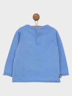 Pull bleu RAPAPEL / 19E1BGH1PUL706