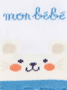 Chaussettes Blanche ZAKOKO / 21E4BGJ1SOQ000