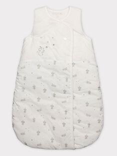 Turbulette blanche et imprimée bébé mixte SYALYAH / 19H0AM11TUR000