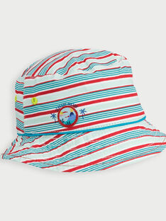 Chapeau réversible NAZELAPO / 18E4BGS1CHA202