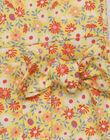 Robe jaune RYLOVETTE / 19E2PFH1ROB010