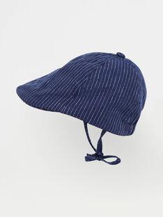 Chapeau Bleu marine TYBILBO / 20E4BG11CHA705
