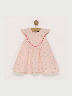 Robe chasuble rose RADAMIENE / 19E1BF61CHS301