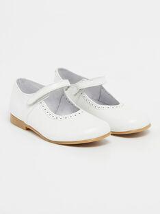 Chaussures salome Blanc TBABETTEB / 20E4PFP2D13000