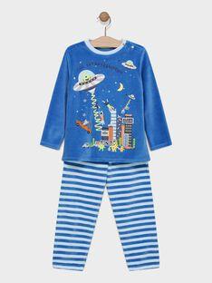 Pyjama velours SEALIAGE / 19H5PG53PYJ219