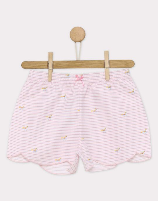 Pyjama rose REJITETTE / 19E5PFJ3PYJ305