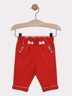 Pantalon Rouge TAMONIQUE / 20E1BFH1PAN050
