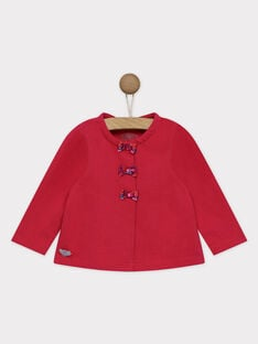 Cardigan rose RAROMANE / 19E1BFM1CAR703