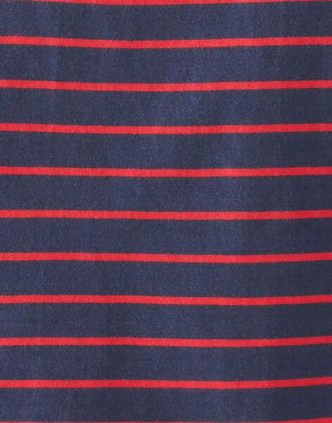 Polo Bleu marine VUGAGE1EX / 20H3PGC1POL070