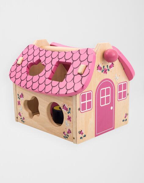 Ma jolie maison des formes SHAPE SORTER HO / 20J78253EPE099