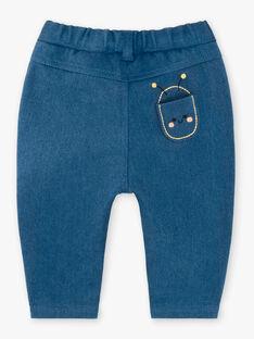Jean bleu moyen ZACARLOS / 21E1BG91JEAC233