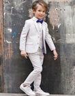 Veste de costume beige enfant garçon TICOSTAGE / 20E3PGJ1VES808
