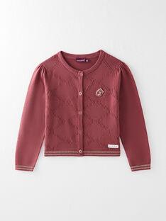 Cardigan tricot fantaisie  VUCHIARETTE / 20H2PFQ1CAR711