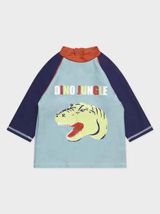tee-shirt anti UV petit garçon  TIUVAGE / 20E4PGI1TUV630