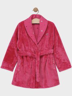 Robe de Chambre Rose SYMOVETTE / 19H5PFK1RDCD328