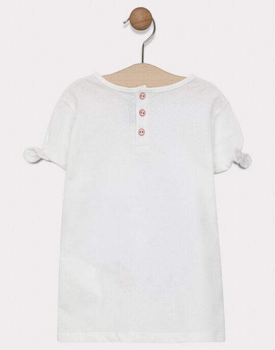 Tee-shirt manche courte SALINETTE / 19H2PF32TMC001