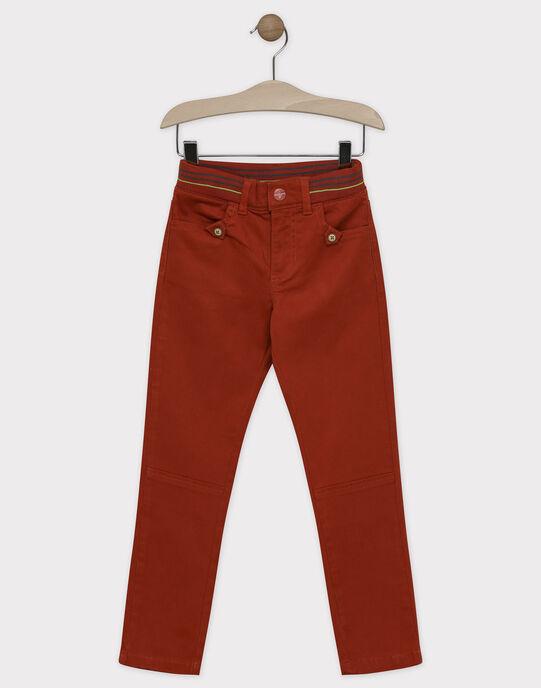 Pantalon Orange SAVRAGE / 19H3PGC3PAN409
