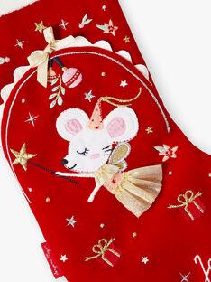 Chaussette de Noël bébé fille  VULOLA / 20H4BFK1ACDF528