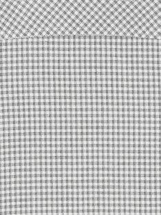 Chemise à carreaux  ZAZAGE / 21E3PG91CHM001