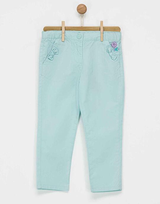 9b7d337c5fa43 Pantacourt vert : Pantalon et jean enfant | SergentMajor