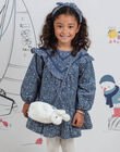 Sac bandoulière lapin en fausse fourrure enfant fille BYPAGETTE / 21H4PFL1BES001