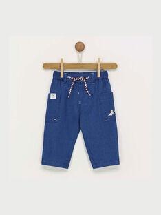 Pantalon bleu jean RANINO / 19E1BGE1PAN704