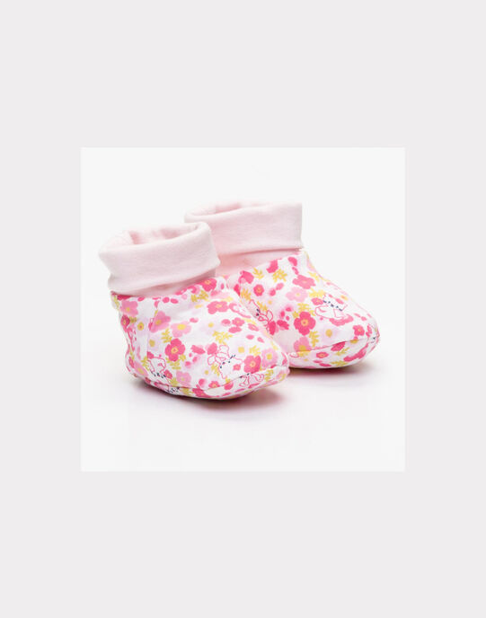 Chaussons Rose NAADELINE / 18E0AF41CHP301