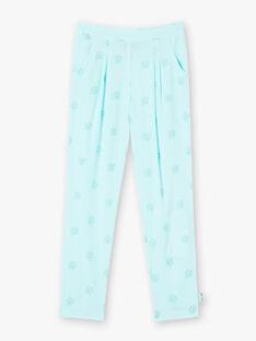 Pantalon Bleu ZUPATETTE 3 / 21E2PFS1PANC242
