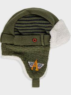 Bonnet kaki PIXILAGE / 18H4PGK1BON609