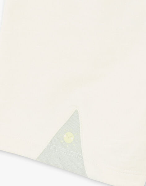 Pantalon confort beige  ZAARLOEX / 21E1BG71BER009