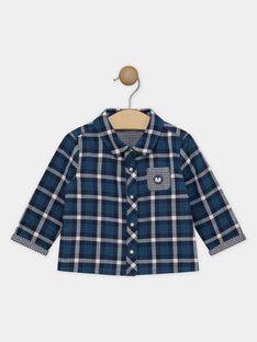 Chemise à carreaux bébé garçon     SATROY / 19H1BGN1CHM713