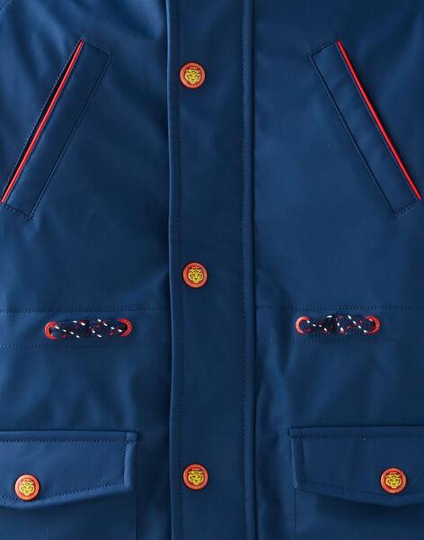 Imperméable bleu 2 en 1 VACIRAGE / 20H3PG82IMP705
