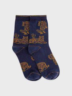 Chaussettes Bleu marine SABARDAGE / 19H4PG61SOQC203