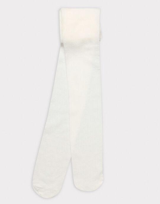 Collant fin blanc RUFETTE / 19E4PFF1COF001