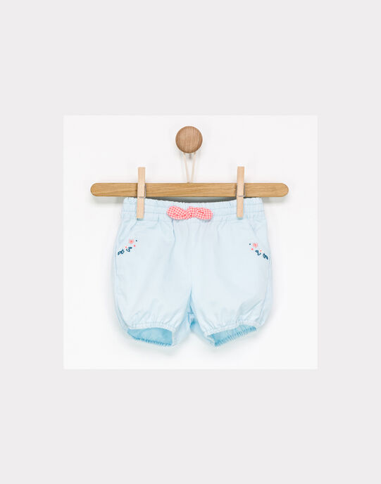 Short Turquoise clair Nacecile NACECILE / 18E1BFS1SHOC216